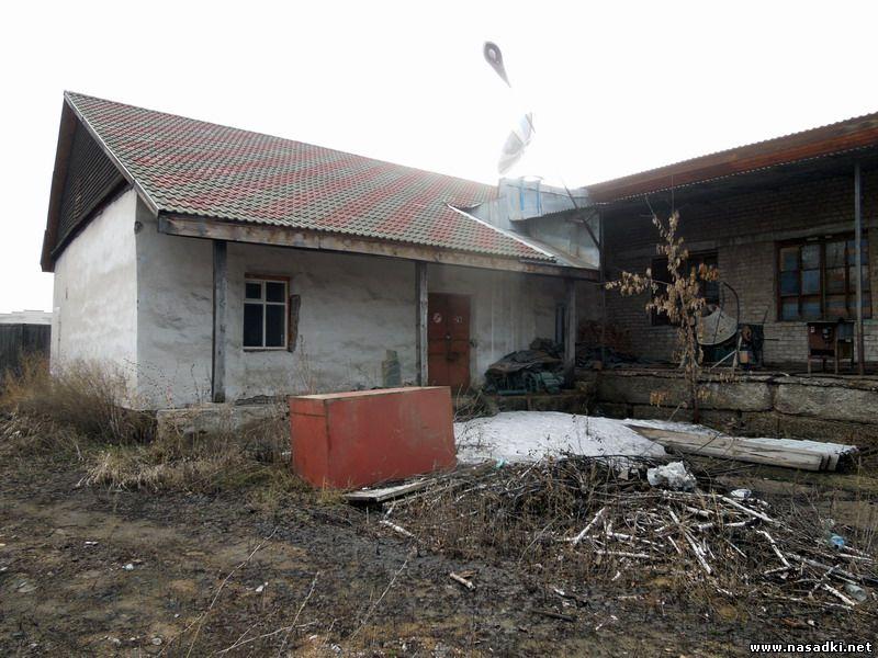 Будущий завод по производству опарыша на Алтае