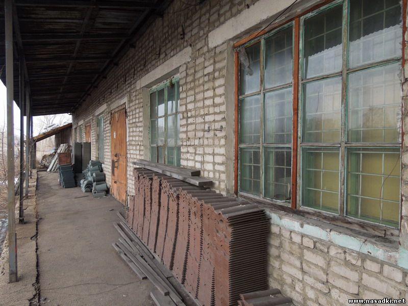 Помещение завода по разведению опарыша в Барнауле