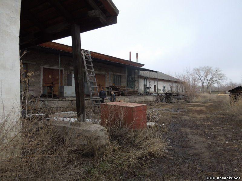 Реконструкция помещений завода по производству опарыша на Алтае