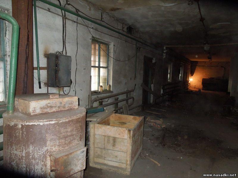 Будущая котельная до реконструкции