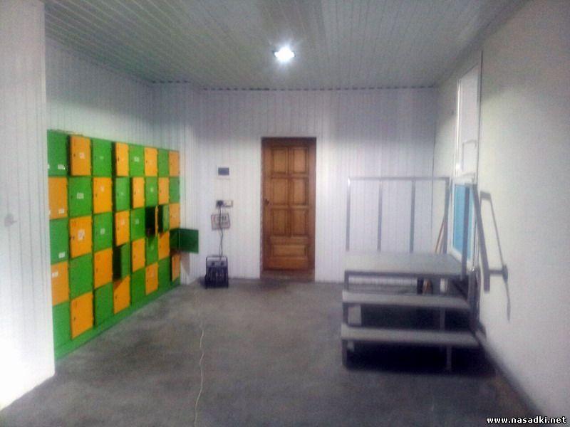 комната отдыха на производстве опарыша в барнауле