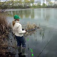 Речная плотва - особенности ловли
