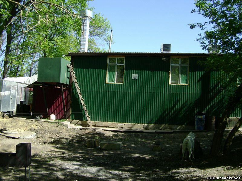 Цех по выращиванию опарыша в Белгороде 2012 год