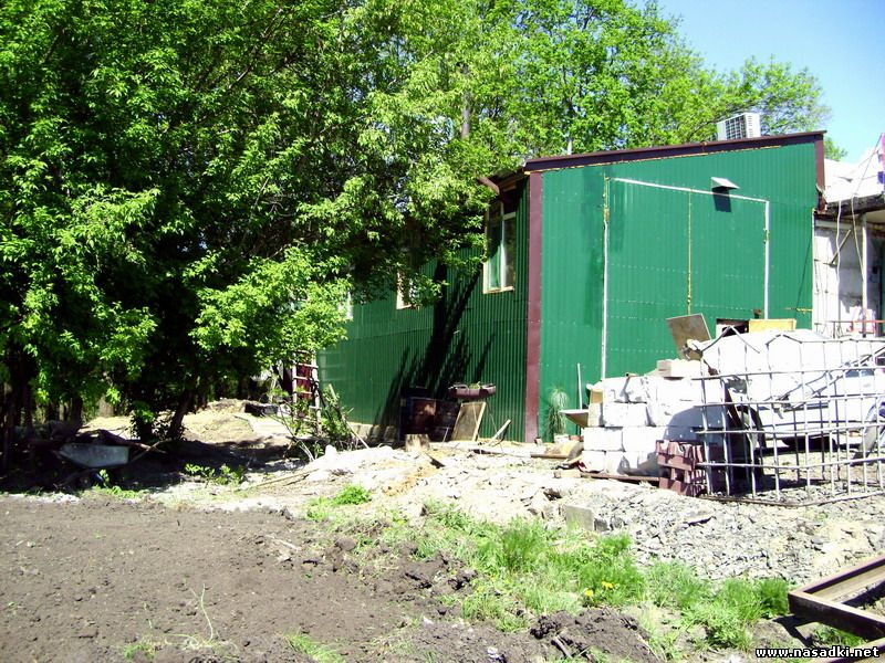 Мини-завод по разведению опарыша 2012 год