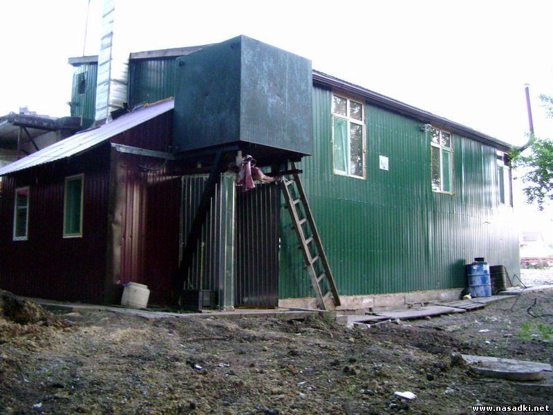Цех по разведению опарыша в Белгороде