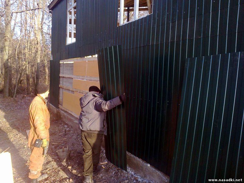 Строительство производства опарыша в Белгороде 2011 год