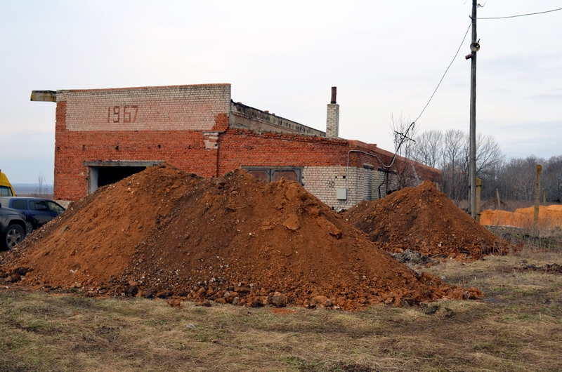 Строительство завода по производству опарыша 1