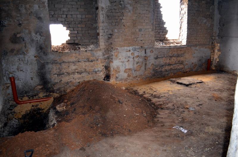 Строительство завода по производству опарыша 2