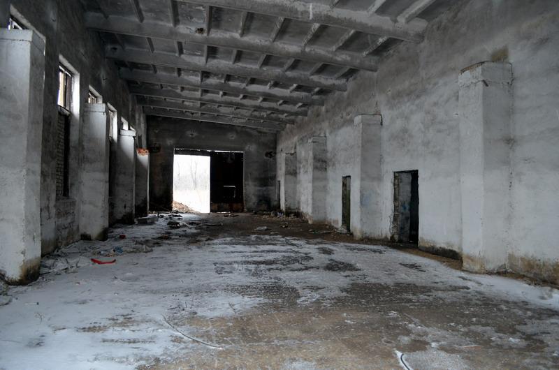 Объект для строительства завода по производству опарыша 2