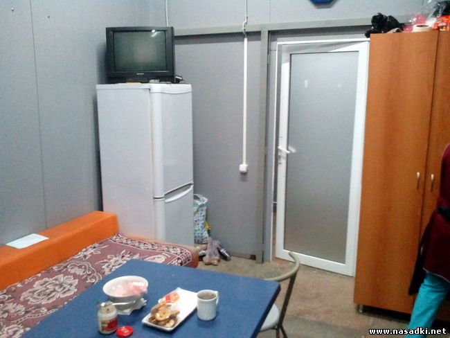 Комната отдыха - 2 опарыши