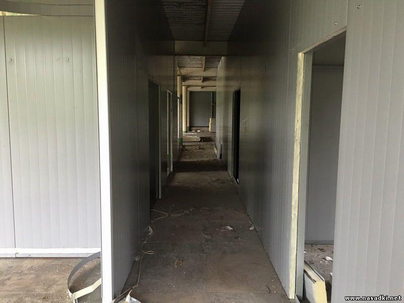 Строительство цеха по выращиванию опарыша в Саратове