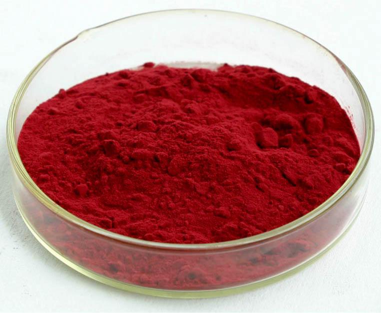Красный краситель для окраски опарыша в красный цвет
