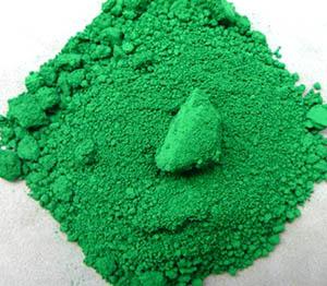 Зеленый краситель для опарыша
