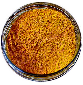 Желтый краситель для окрашивания опарыша