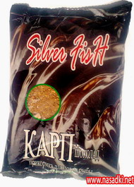 прикормка Сильвер Фиш (Silver Fish) Карп-шоколад