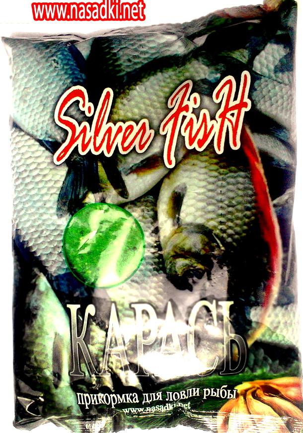 Прикормка Silver Fish (Сильвер Фиш) карась